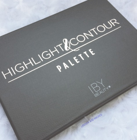 boxycharm iby palette package