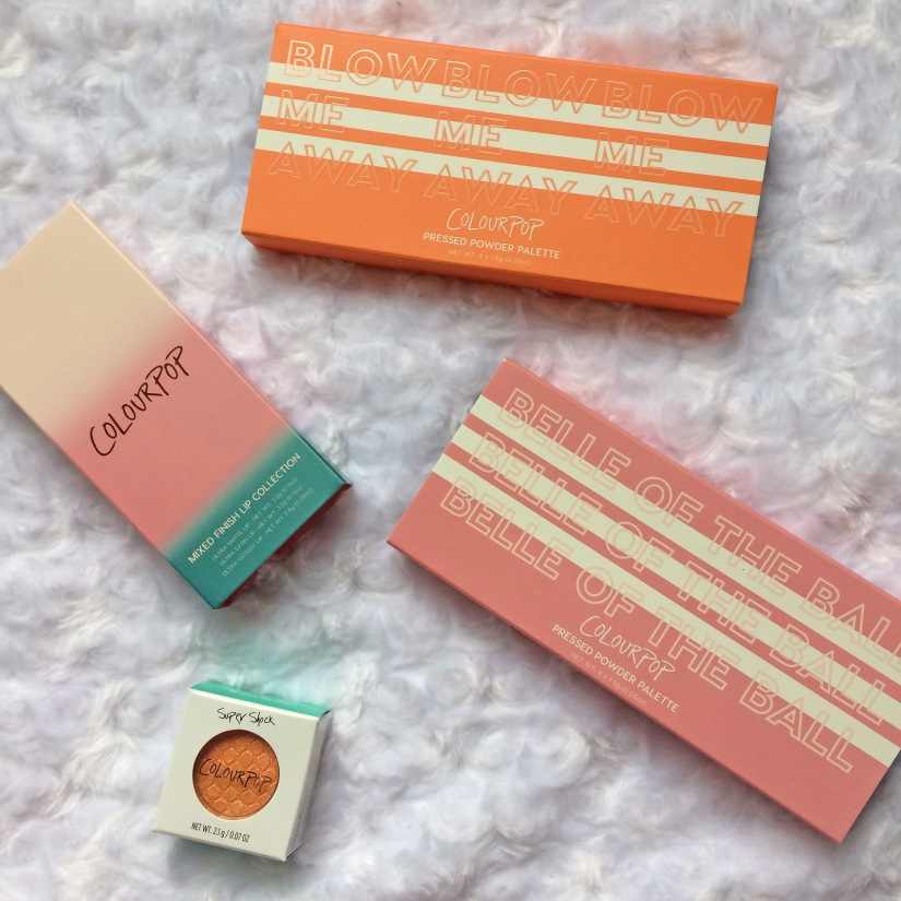 colourpop spring packaging