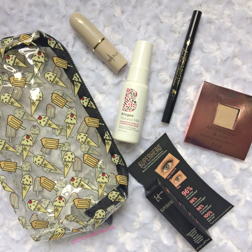 ipsy may 2017 bag products