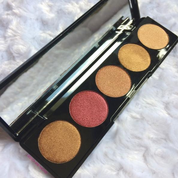 boxycharm july 2017 blinc eyeshadow palette detail