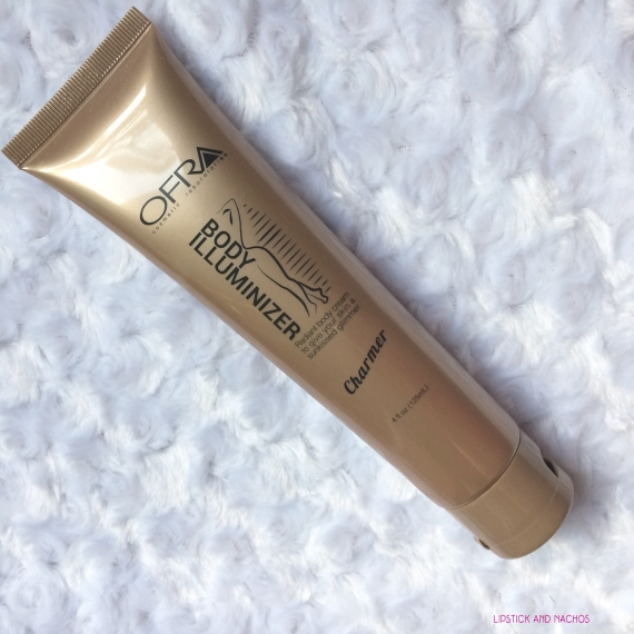 boxycharm july 2017 ofra body illuminizer