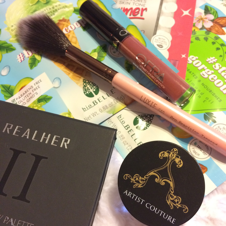 June Boxycharm – Lipstick and Nachos