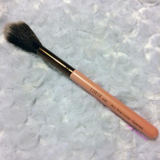 boxycharm luxie beauty brush