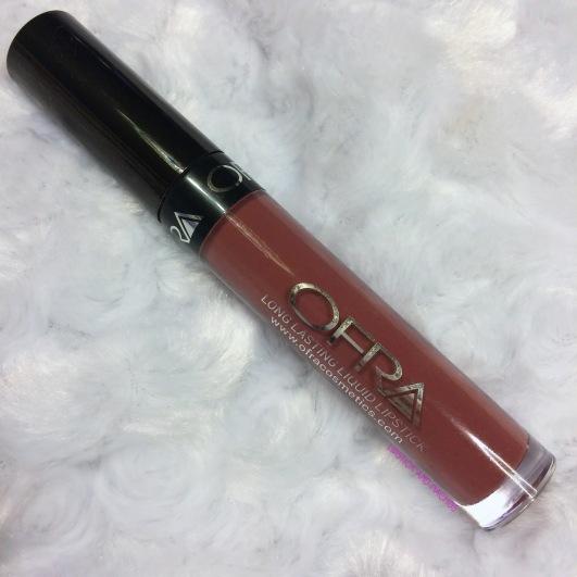 boxycharm ofra lipstick tuscany