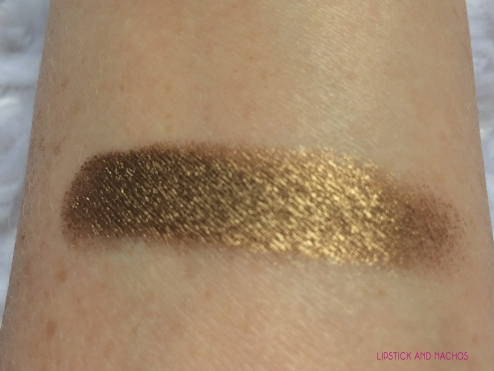 ipsy july 2017 ofra eyeshadow swatch