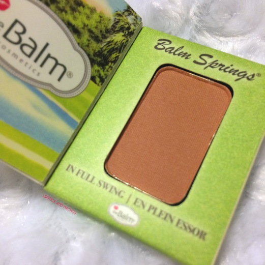 ipsy the balm springs detail