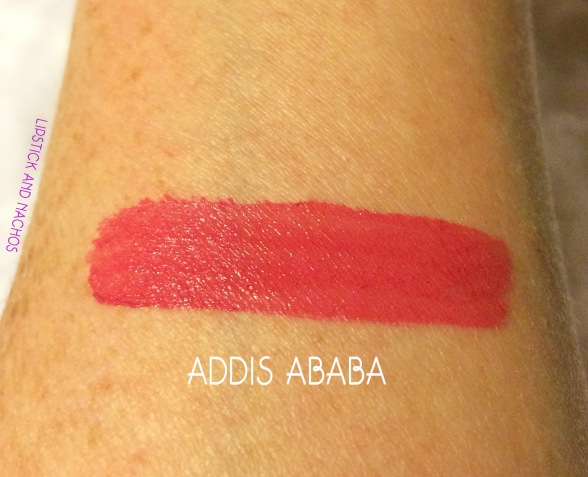 lipstickandnachos nyx addis ababa