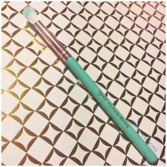 ipsy slmissglam T35 precise blending brush