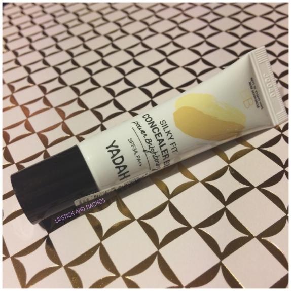 ipsy yaddah silky fit concealer bb cream