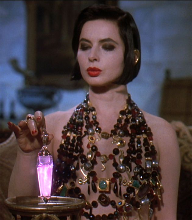 isabella rossellini makeup death becomes her