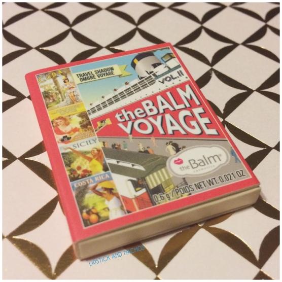 the balm voyage kuwakaribisha shadow luminizer detail book