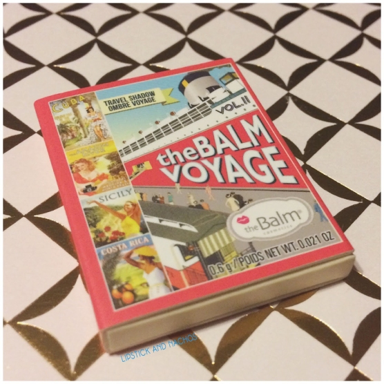 the balm voyage kuwakaribisha shadow luminizer detail book