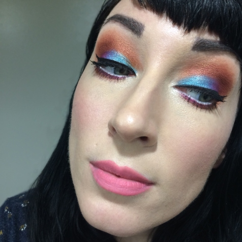 Me Too Faced Born This Way Portrait lipstickandnachos