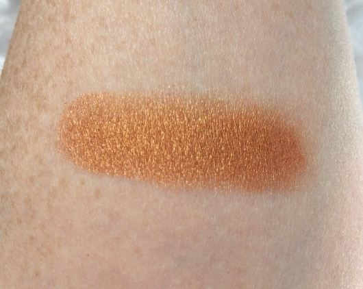 Ofra eyeshadow swatch ipsy july 2018