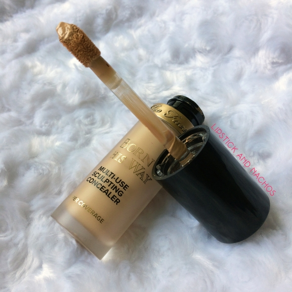 too faced born this way concealer applicator lipstickandnachos