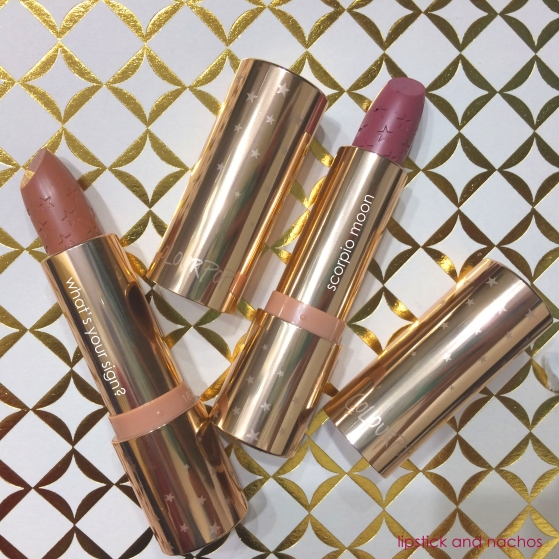 Colourpop Kathleenlights Zodiac Lipstick lipstickandnachos
