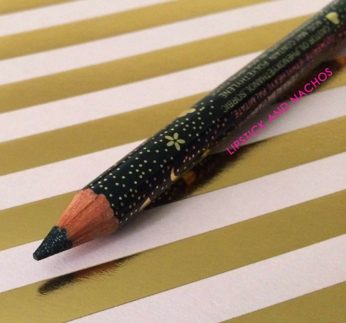 Boxycharm Goal Digger Jonteblu Glitter Star Eyeliner 2 Lipstick and Nachos