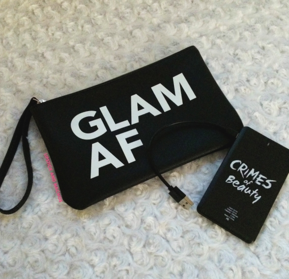 boxyluxe boxycharm glam af bag crimes of beauty lipstickandnachos blog