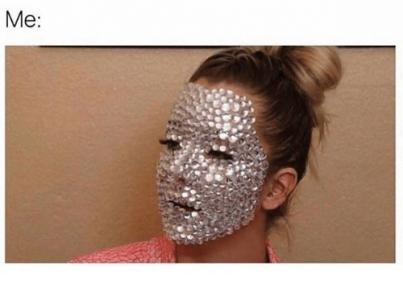 casual makeup funny meme lipstickandnachos blog