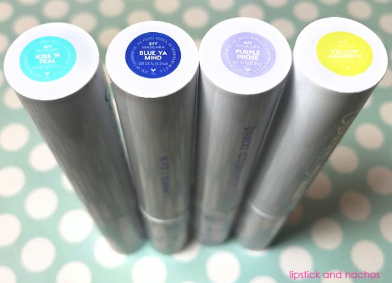 Colourpop BFF Mascara Color Swatches Packaging lipstickandnachos.jpg