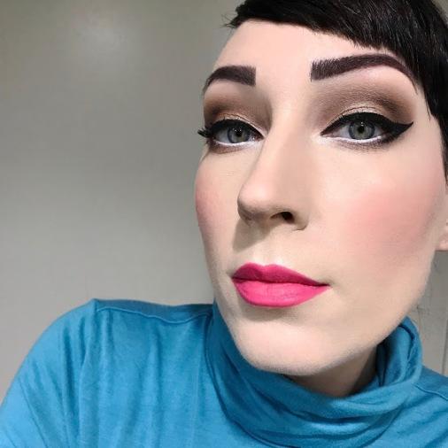 Colourpop Velvet Blur Lux Lipstick Swatch All Tea lipstickandnachos