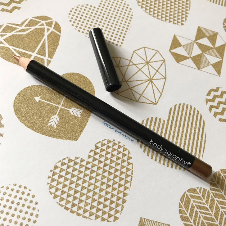 April 2019 Boxycharm lipstickandnachos Bodyography copper eye pencil 1